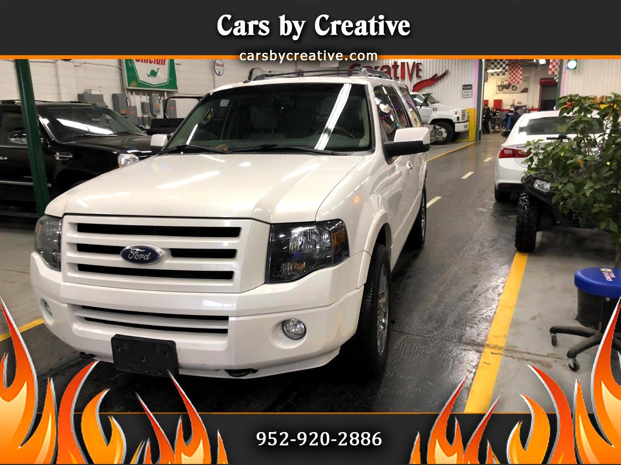 Ford Expedition Limited 4WD 2010