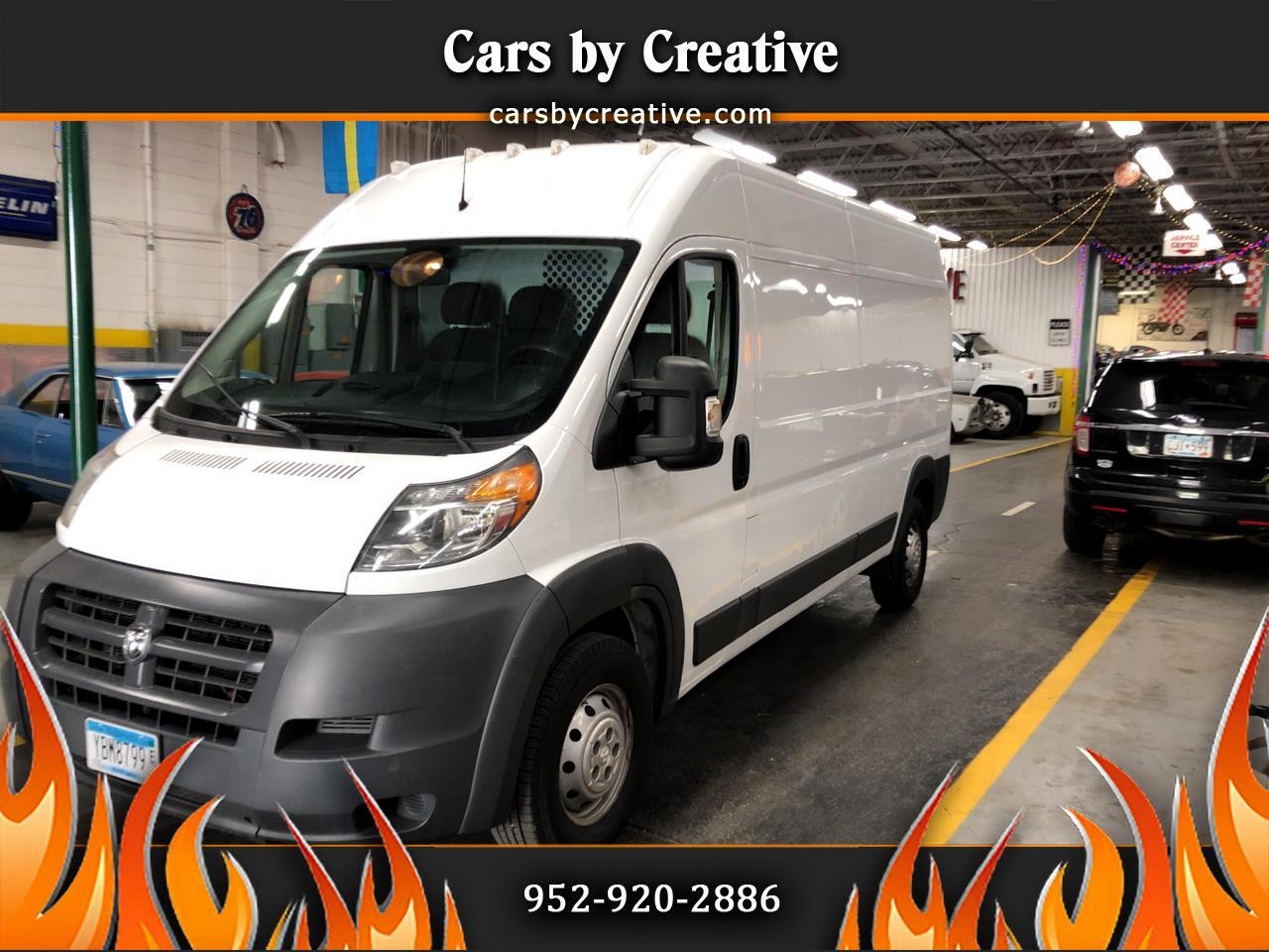 RAM Promaster 2500 High Roof Tradesman 159-in. WB 2015
