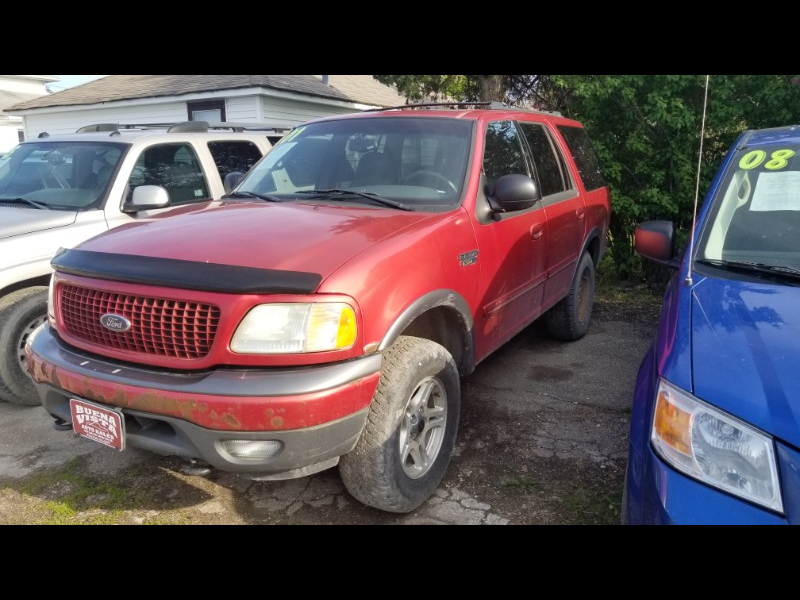 Ford Expedition XLT 4WD 2001