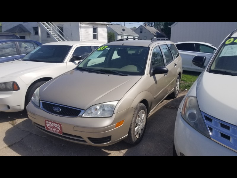 Ford Focus Wagon ZXW SE 2007
