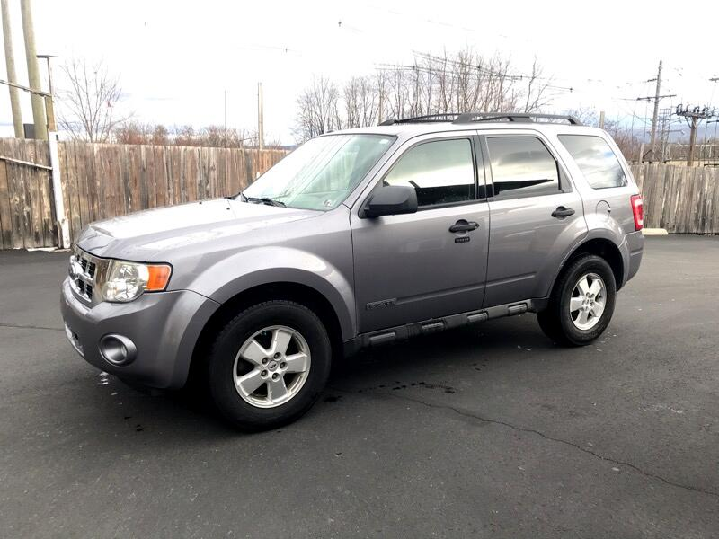 Ford Escape XLT 4WD I4 2008