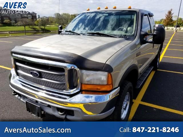 2000 Ford F-350 SD Lariat SuperCab 4WD