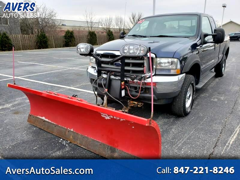 2002 Ford F-250 SD Lariat SuperCab Long Bed 4WD
