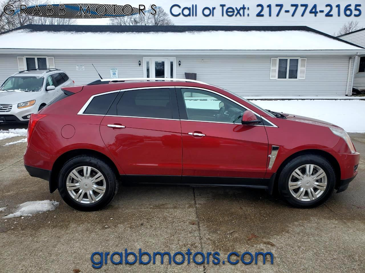 Cadillac SRX AWD 4dr Luxury Collection 2012