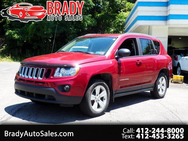 Jeep Compass Sport 4WD 2013