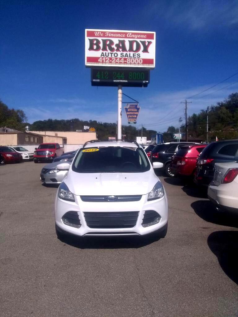 Ford Escape SE 4WD 2014