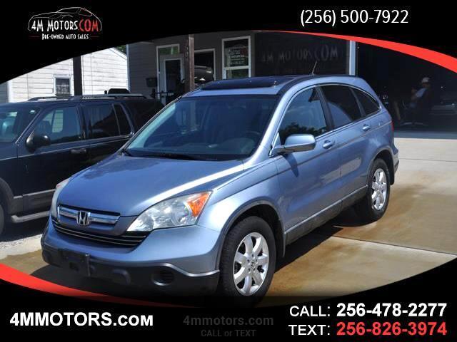2009 Honda CR-V EX-L 2WD 5-Speed AT