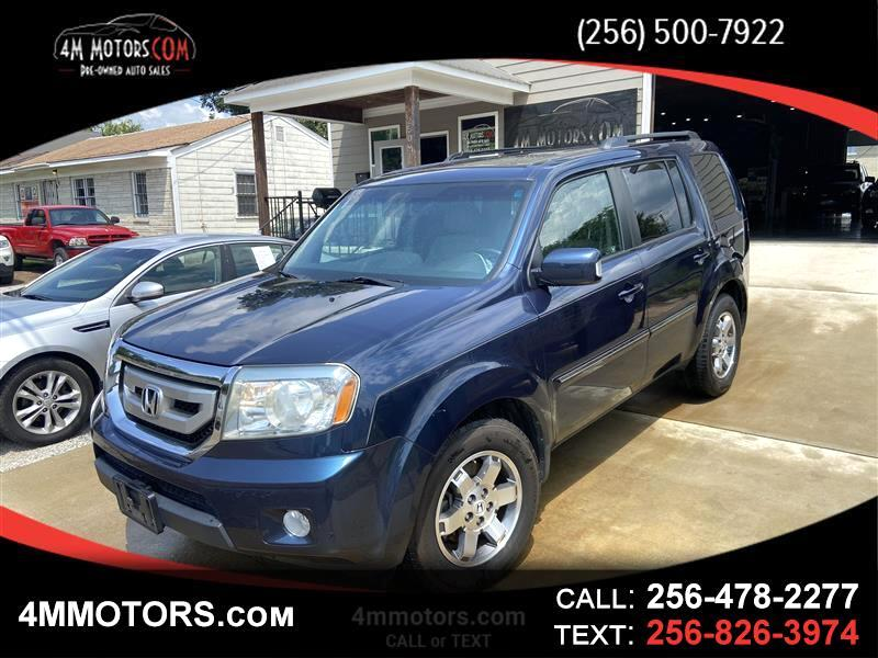 Honda Pilot Touring 2WD 5-Spd AT 2010