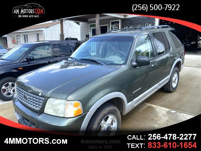 Ford Explorer XLT 2WD 2002