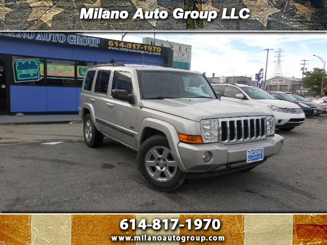 2007 Jeep Commander 4dr 4WD