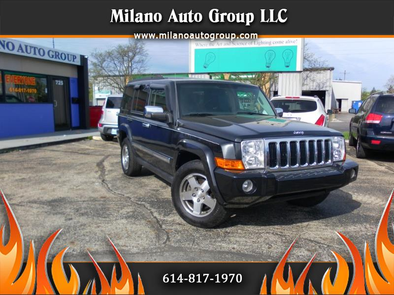 Jeep Commander 4dr 2WD 2010