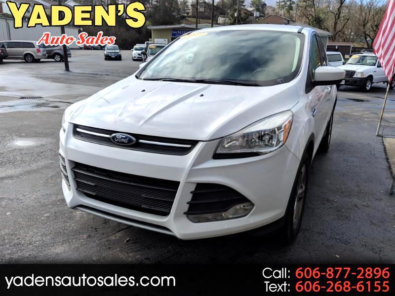 2013 Ford Escape SE 4WD