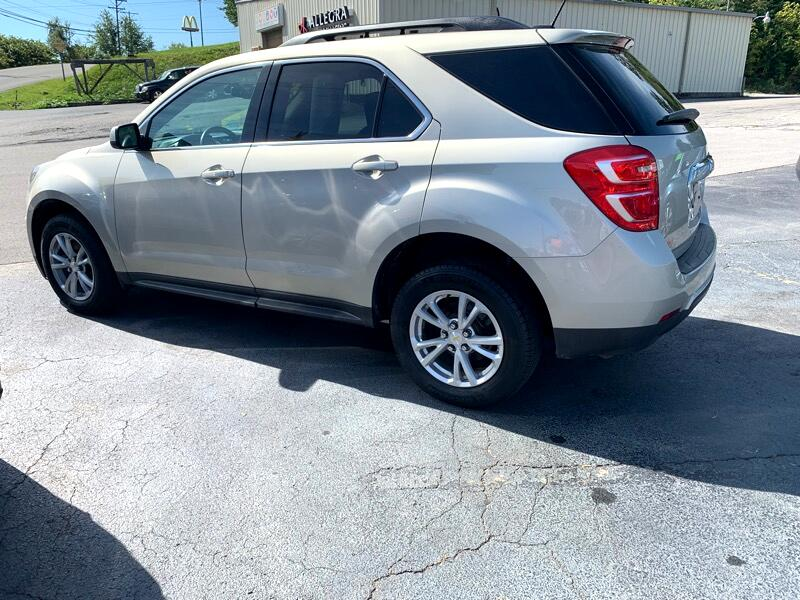 2016 Chevrolet EQUINOX LT Base