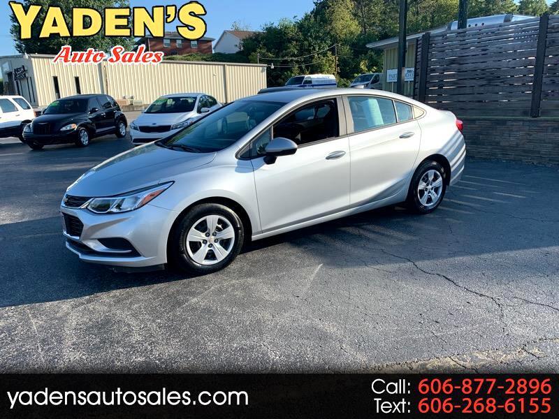 2018 Chevrolet Cruze 1LS