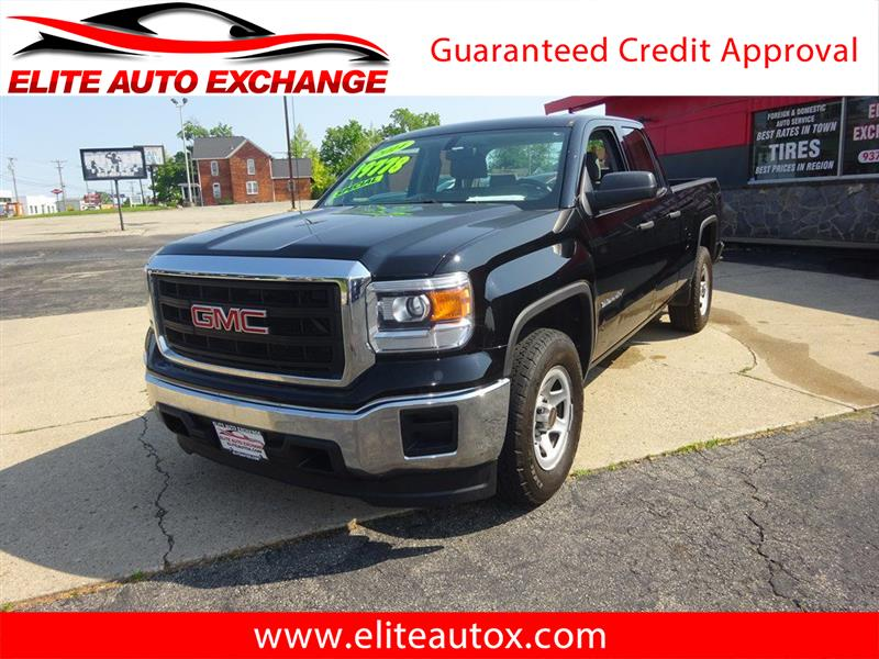 2014 GMC Sierra 1500 Base Double Cab 2WD