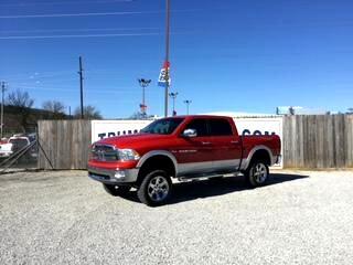 """2012 Dodge 1500 4WD Crew Cab 140.5"""" Laramie"""