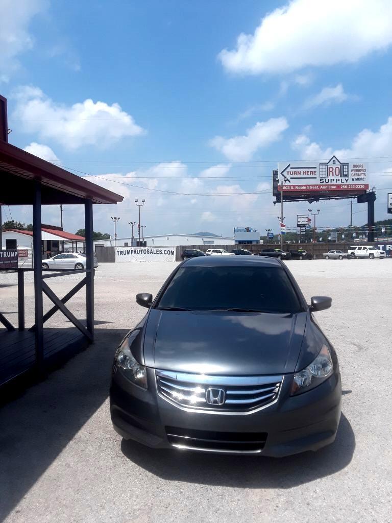 2011 Honda Accord Sdn 4dr I4 Auto SE