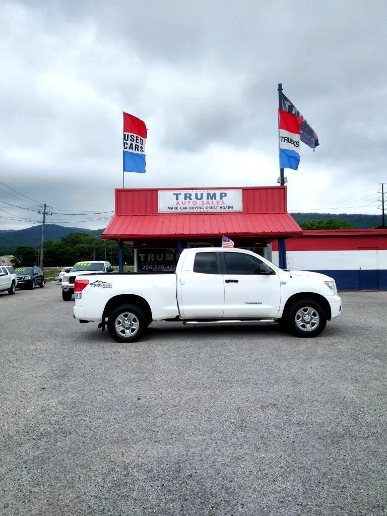 2010 Toyota Tundra 4WD Truck Dbl 4.6L V8 6-Spd AT (Natl)
