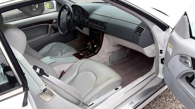 1999 Mercedes-Benz SL-Class 2dr Roadster 5.0L