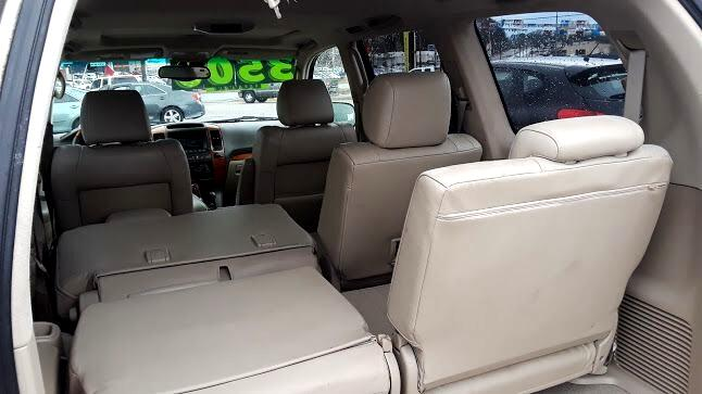 2004 Lexus GX 470 4dr SUV 4WD