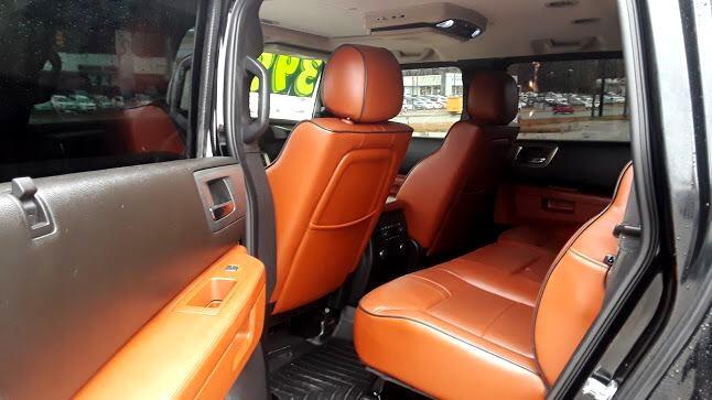 2008 HUMMER H2 4WD 4dr SUV