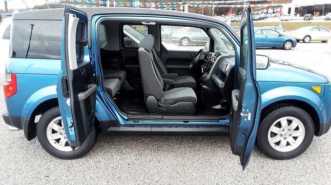 2008 Honda Element 2WD 5dr Auto EX