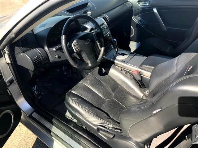 2004 Infiniti G35 Coupe