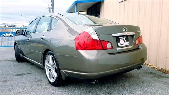 2007 Infiniti M 35 Sedan