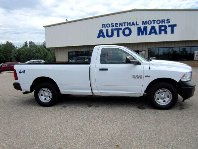 2015 RAM 1500 Tradesman Regular Cab LWB 4WD