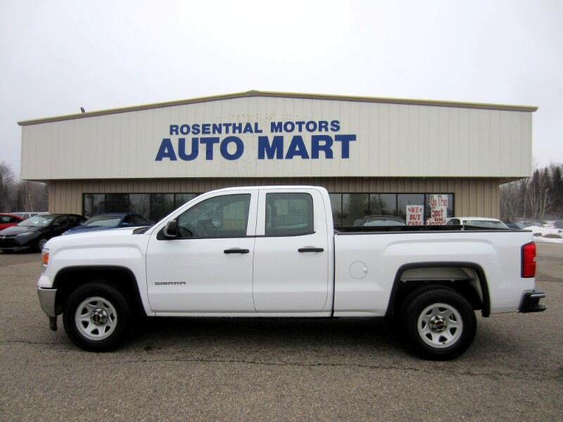 2015 GMC Sierra 1500 Base Double Cab 2WD