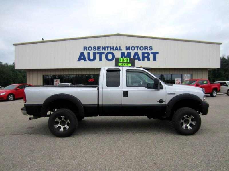 Ford F-350 SD XLT SuperCab 4WD 2005