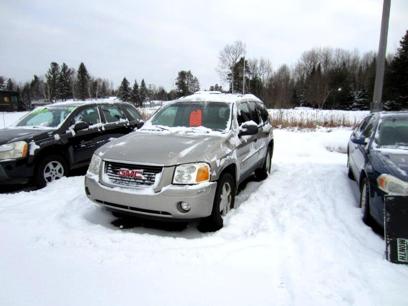 GMC Envoy SLE 4WD 2002