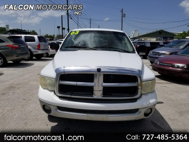 Dodge Ram 1500 Laramie Quad Cab Long Bed 2WD 2003