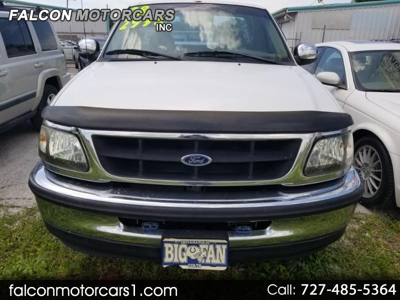 Ford F-150 XL Reg. Cab Flareside 2WD 1998