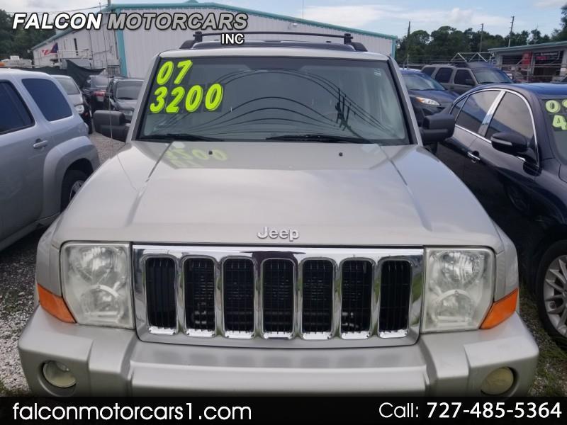 Jeep Commander Sport 2WD 2007