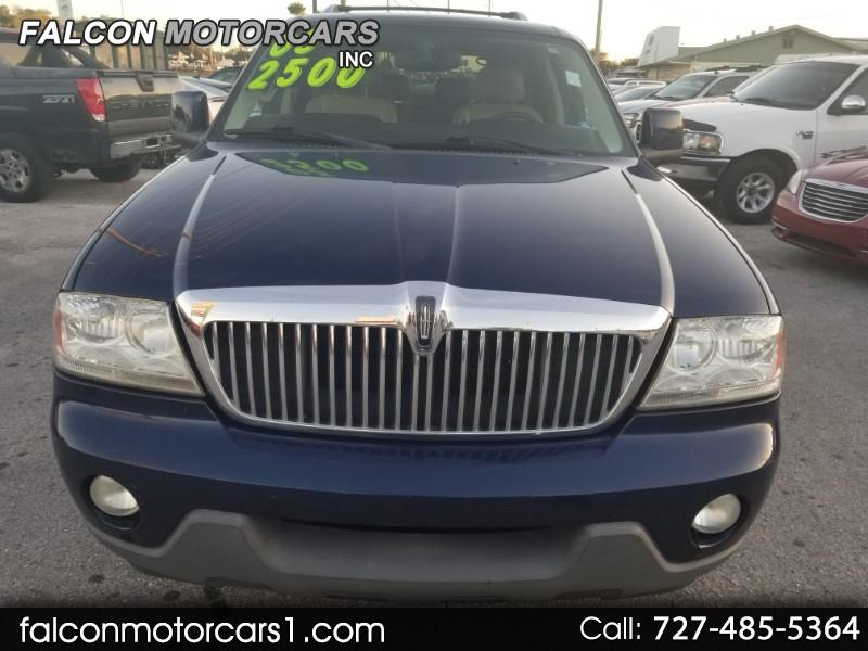 Lincoln Aviator AWD Luxury 2005