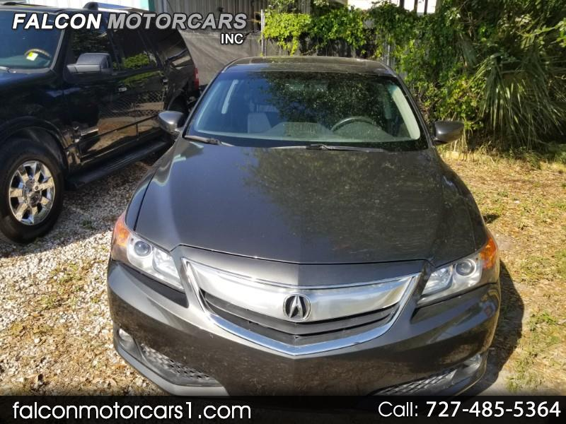 Acura ILX 5-Spd AT w/ Premium Package 2015
