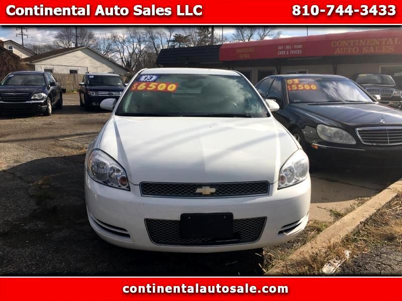 Chevrolet Impala LT (Fleet) 2013
