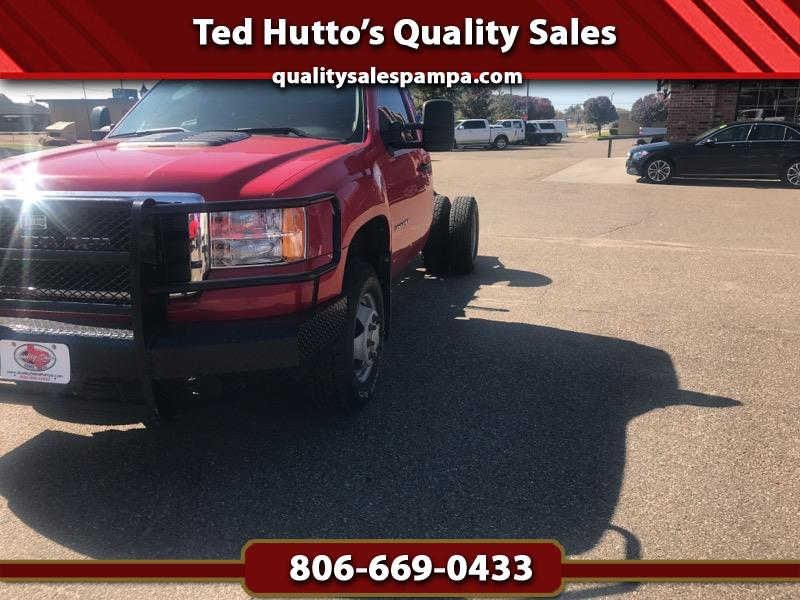 2011 GMC Sierra 3500HD SLE Long Box 4WD