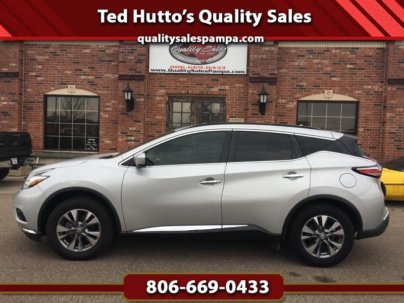 2015 Nissan Murano 4dr S FWD V6