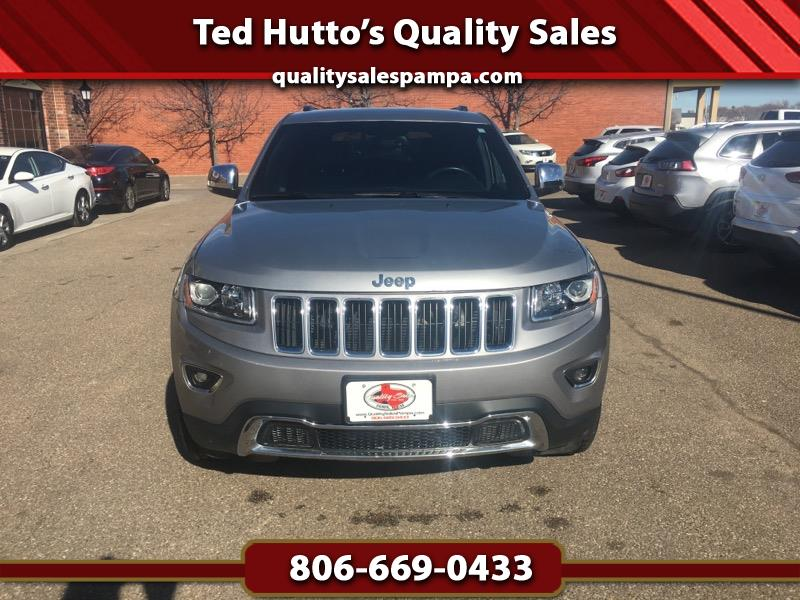 Jeep Grand Cherokee Limited 2WD 2016
