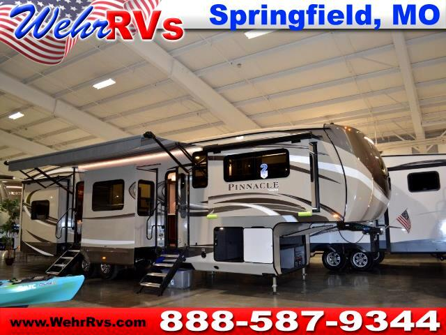 2018 Jayco Pinnacle 38 FLWS