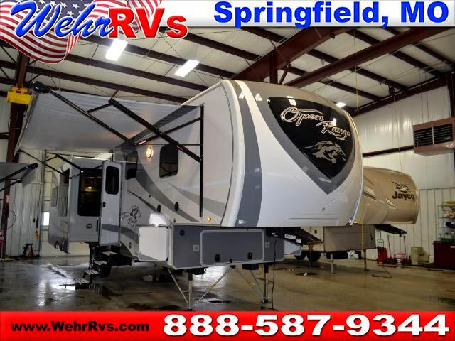 2018 Highland Ridge Open Range 348RLS