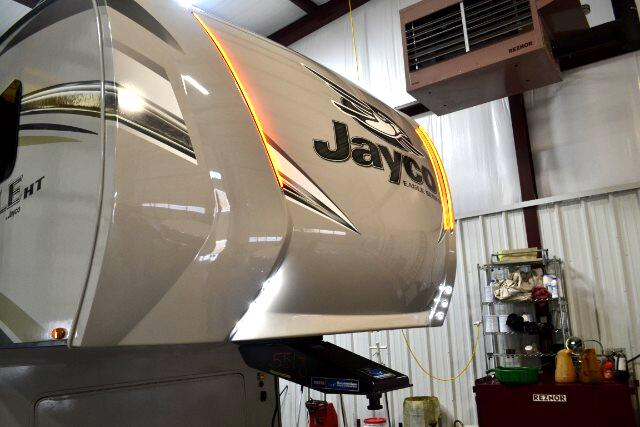 2018 Jayco Eagle HT 24.5 CKTS