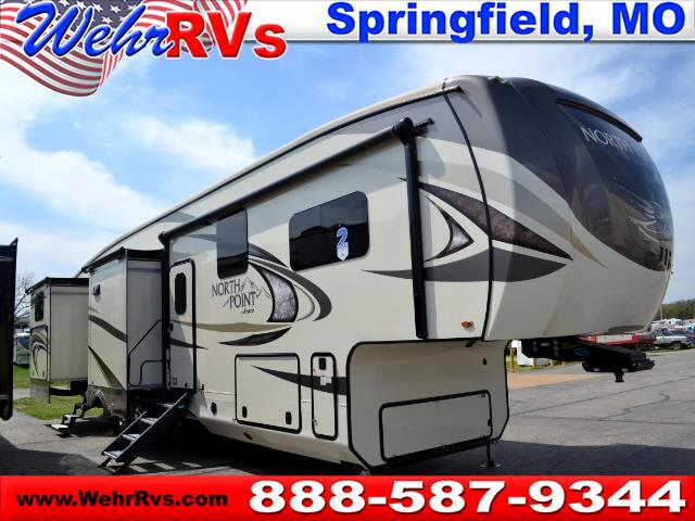 2018 Jayco North Point 375BHFS