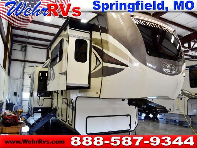 2018 Jayco North Point 381FLWS