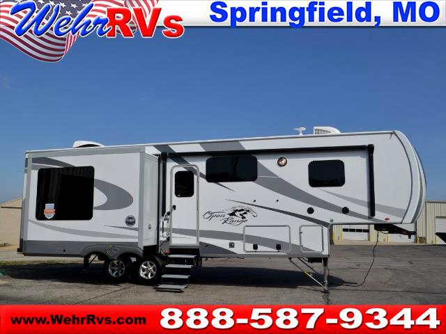 2018 Highland Ridge Open Range 337RLS