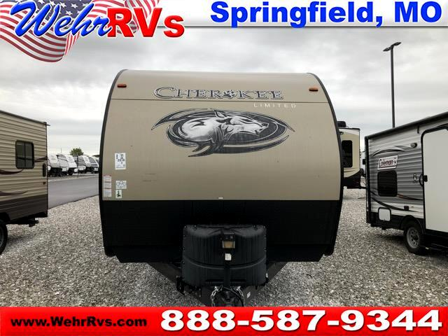 2017 Forest River Cherokee 274RK