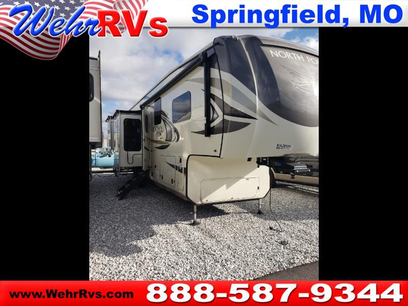 2019 Jayco North Point 387 RDFS
