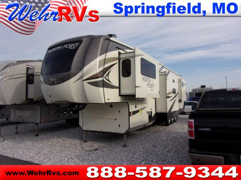 2019 Jayco North Point 385THWS
